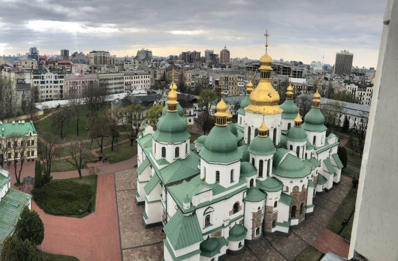 St. Sophia's Cathedral in Kiev