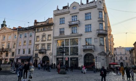 Why Are There So Many Themed Restaurants in Lviv?