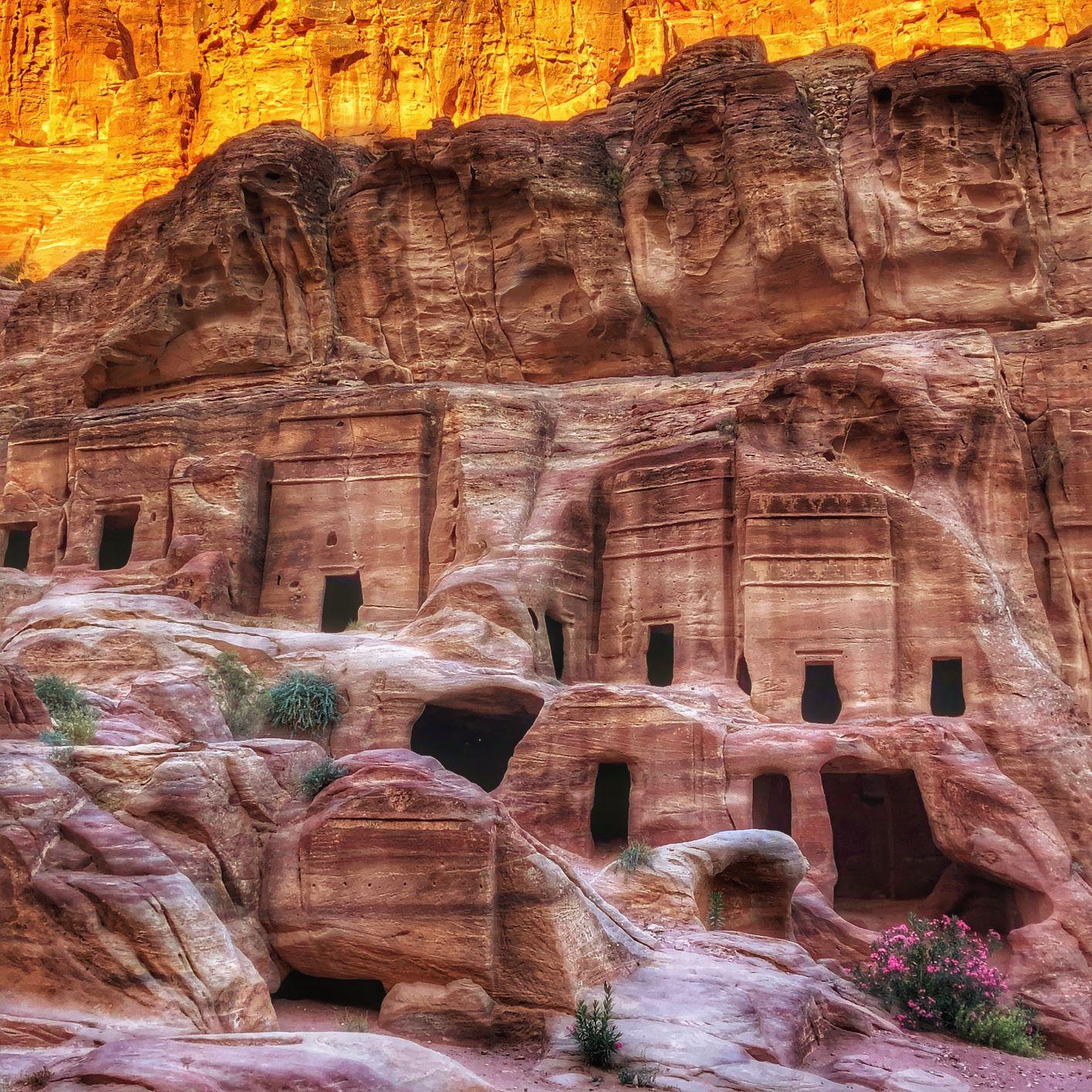Tombs at Petra
