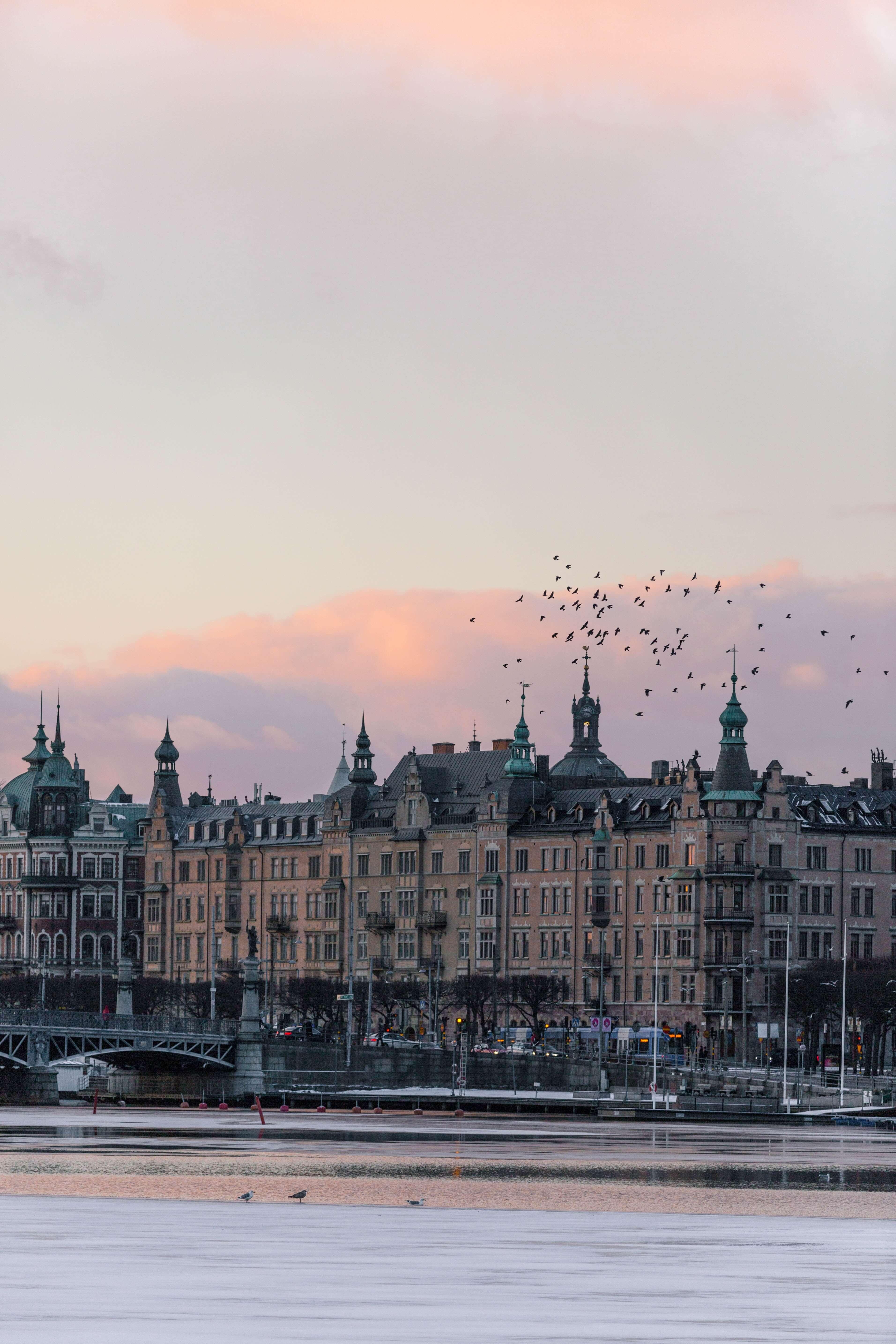 Djurgårdsbron, Stockholm, Sweden