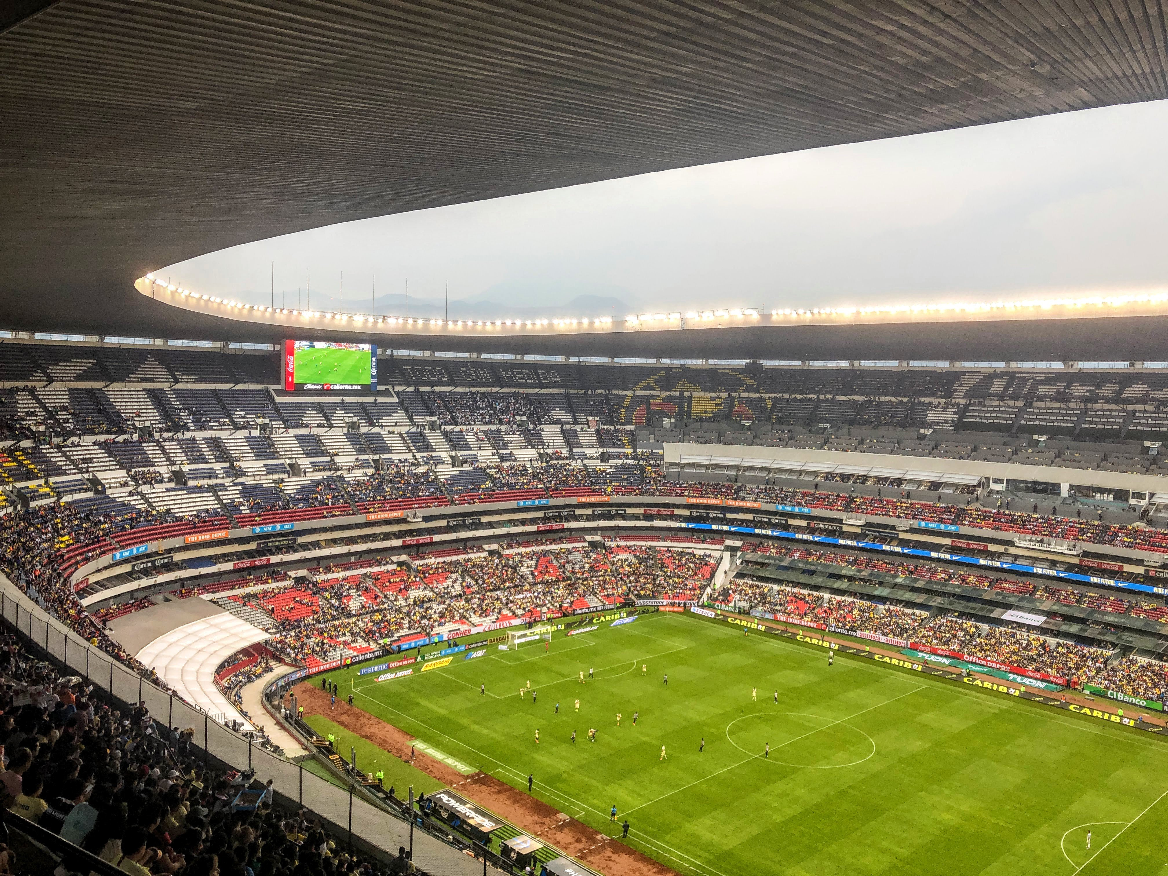 Estadio Azteca in Mexico City