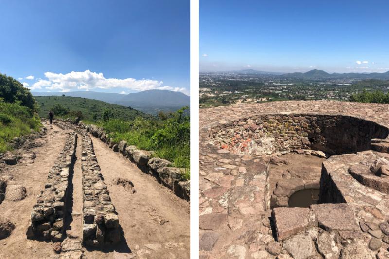 Texcotzingo Ruins