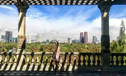 29 Best Instagram Spots Around Mexico City + Map