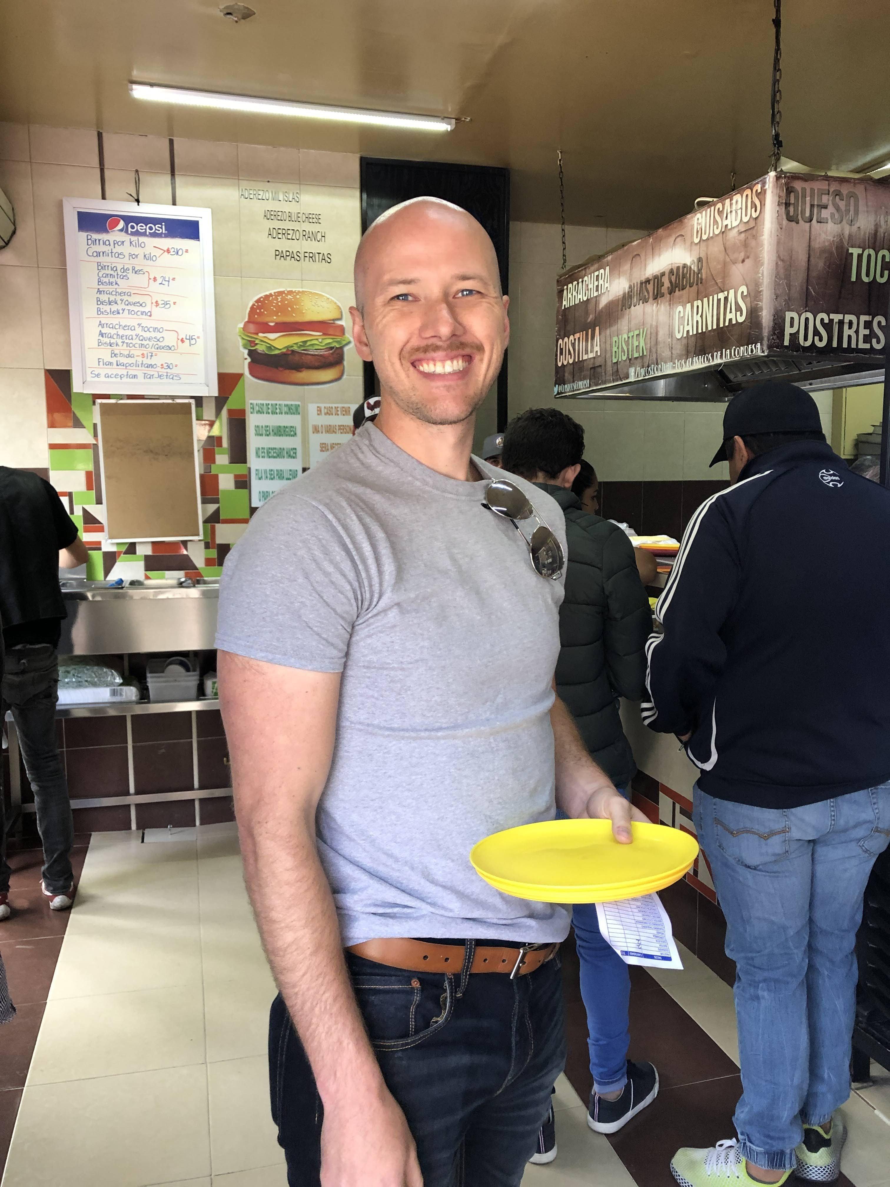 Tacos Don Juan in Condesa