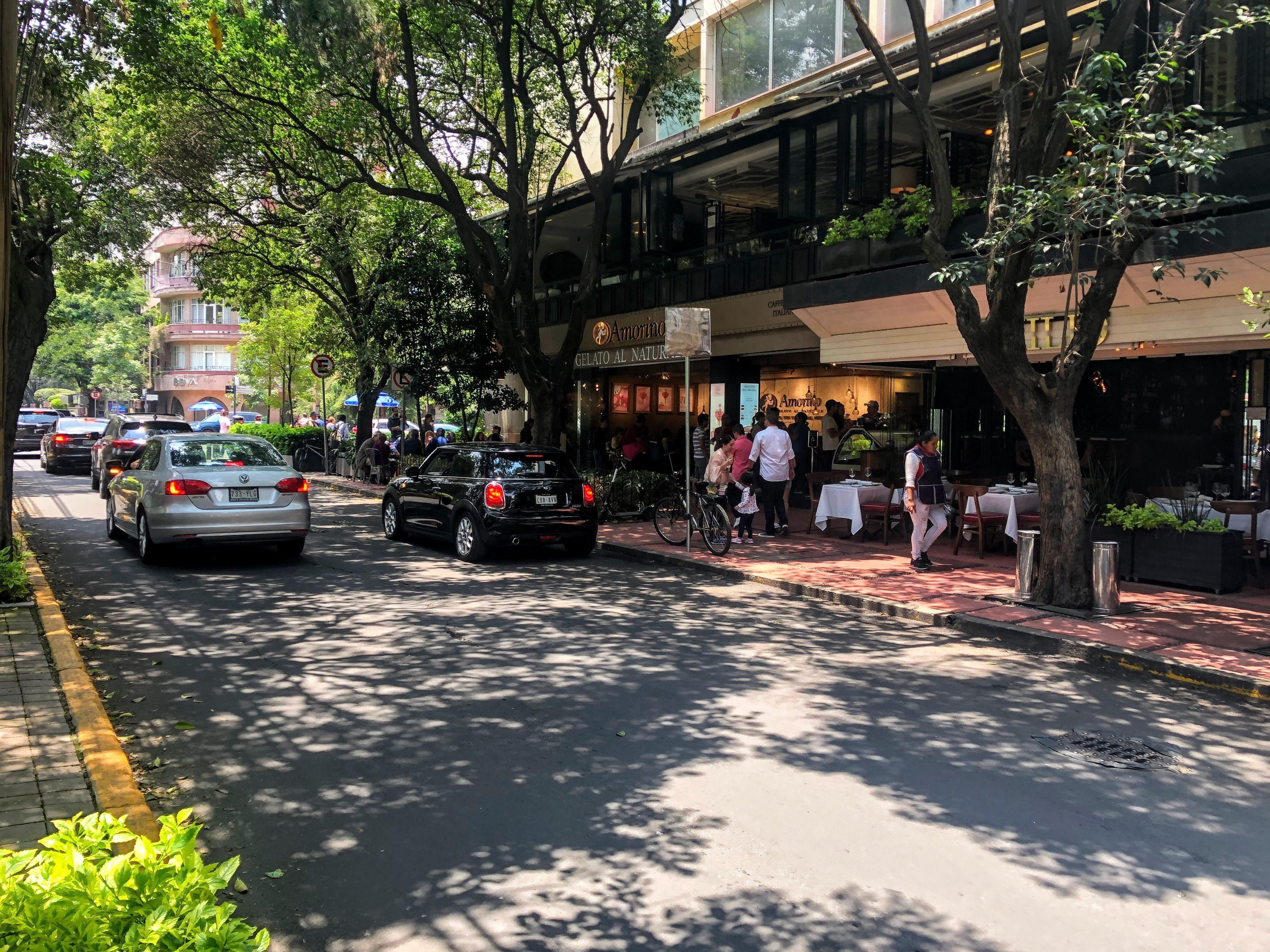 downtown Polanco