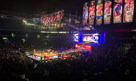 The Colorful and Crazy World of Lucha Libre in Mexico City