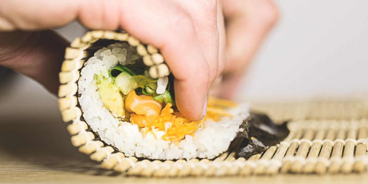 Make This Easy Sushi Recipe With Just a Microwave