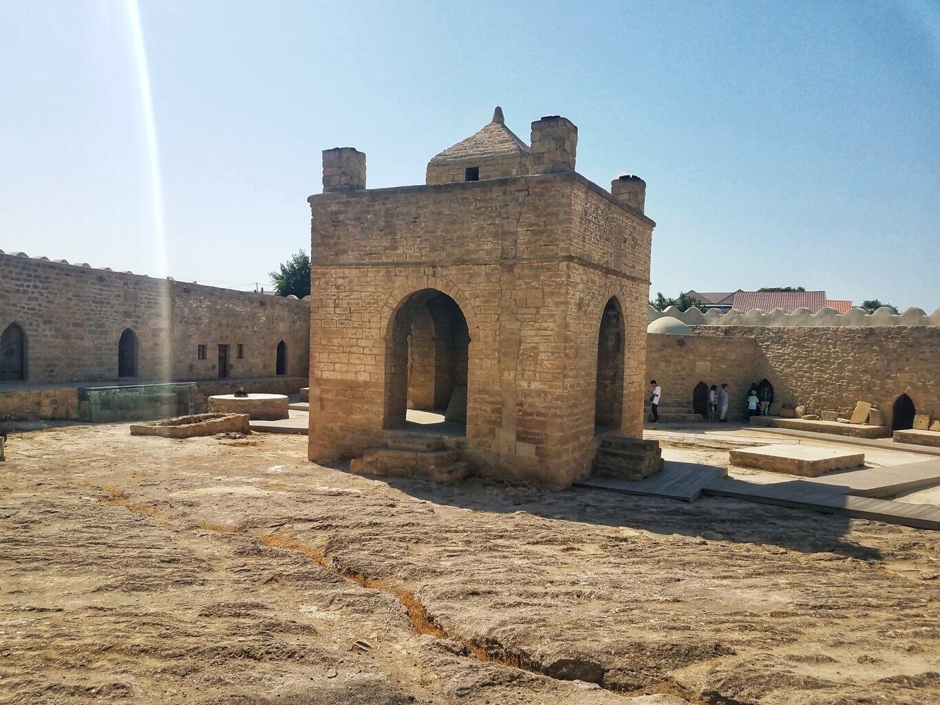 Fire Temple in Baku
