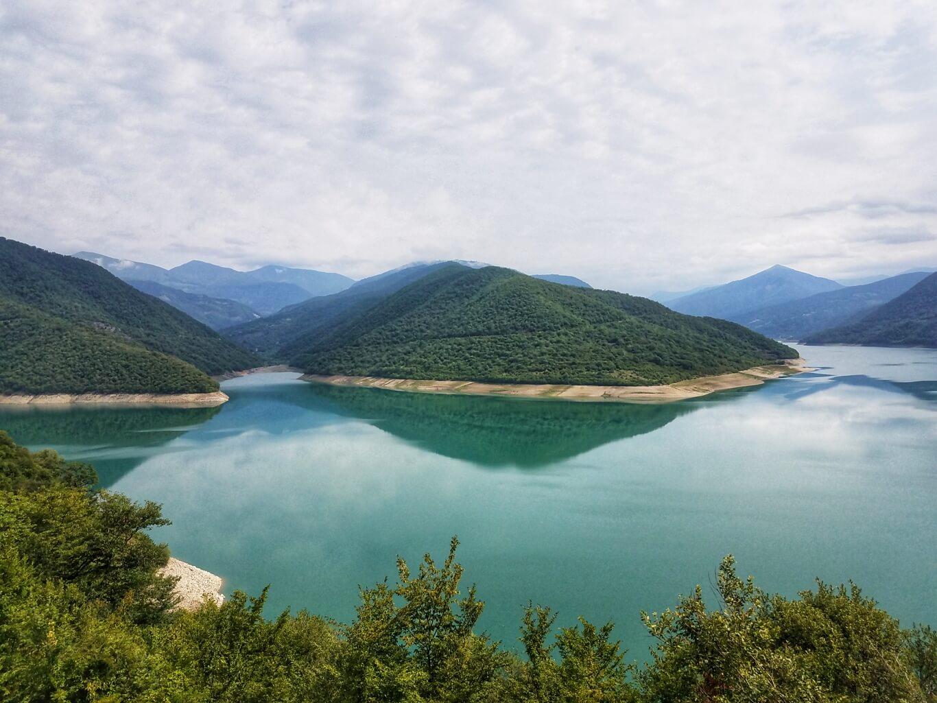 lake in Georgia