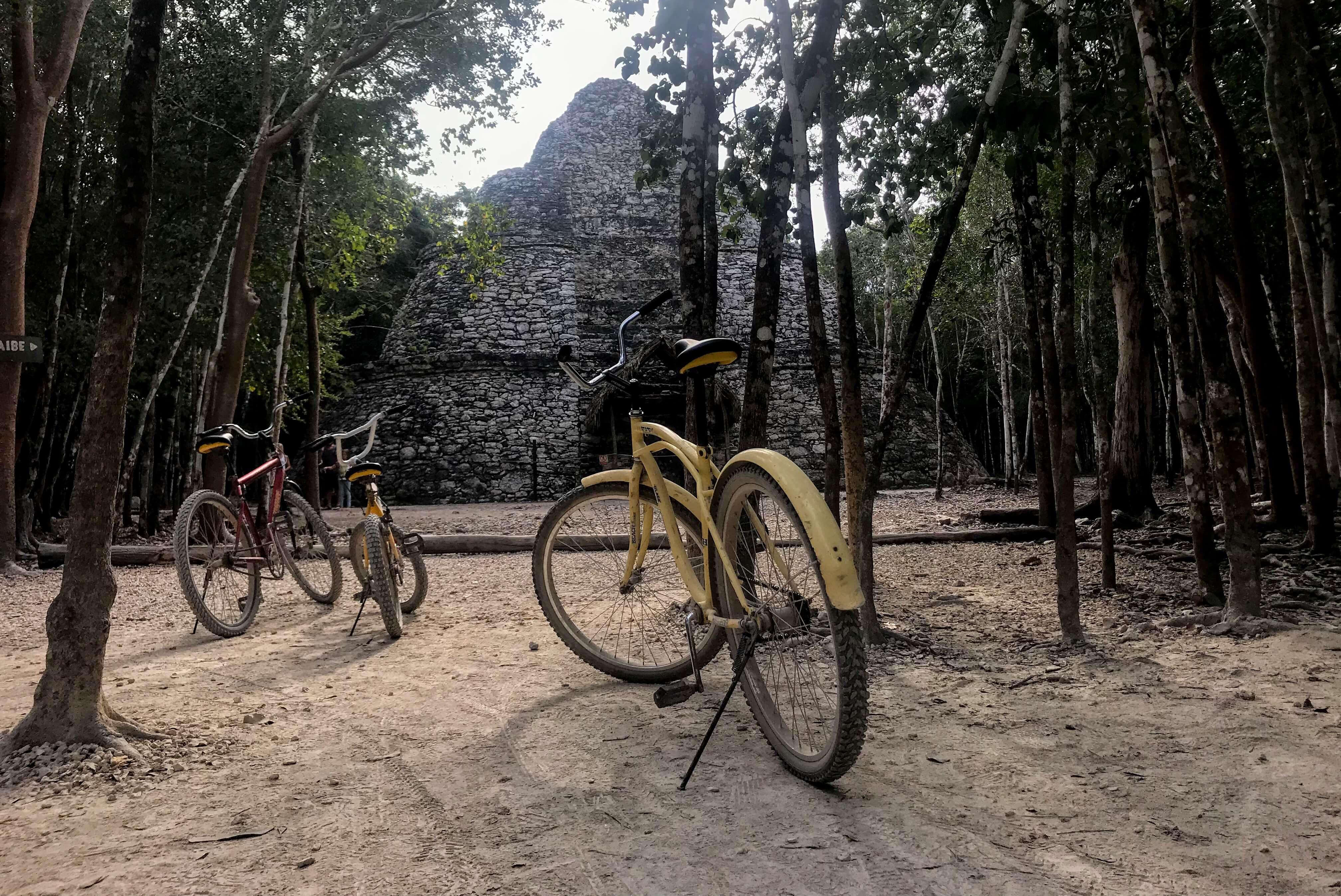 more Coba ruins