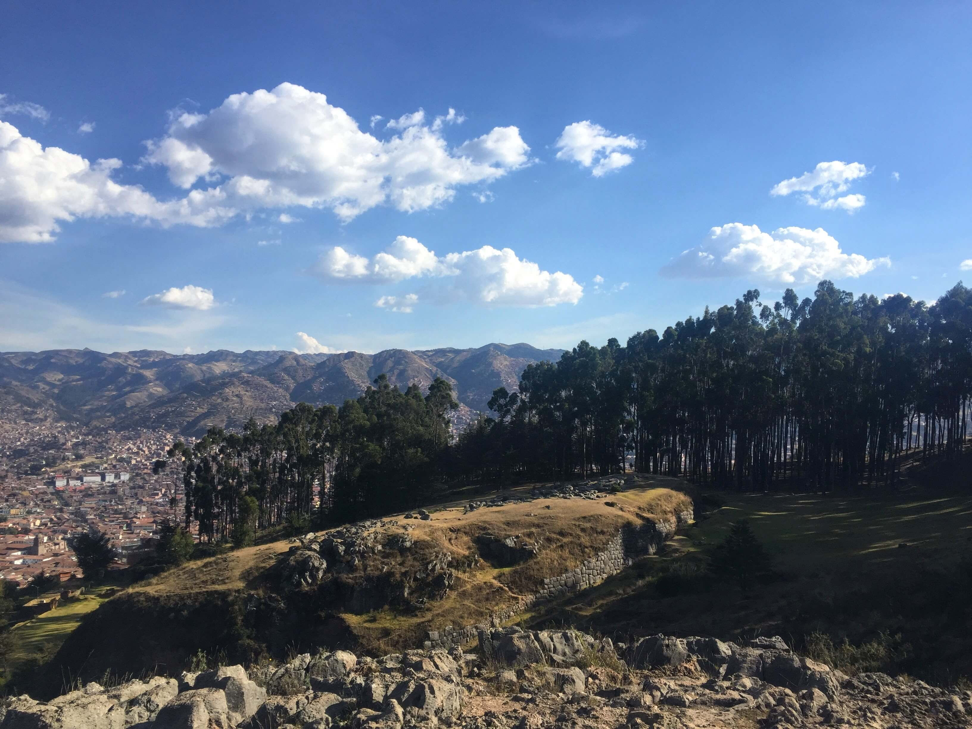 Qenko ruins in Cusco