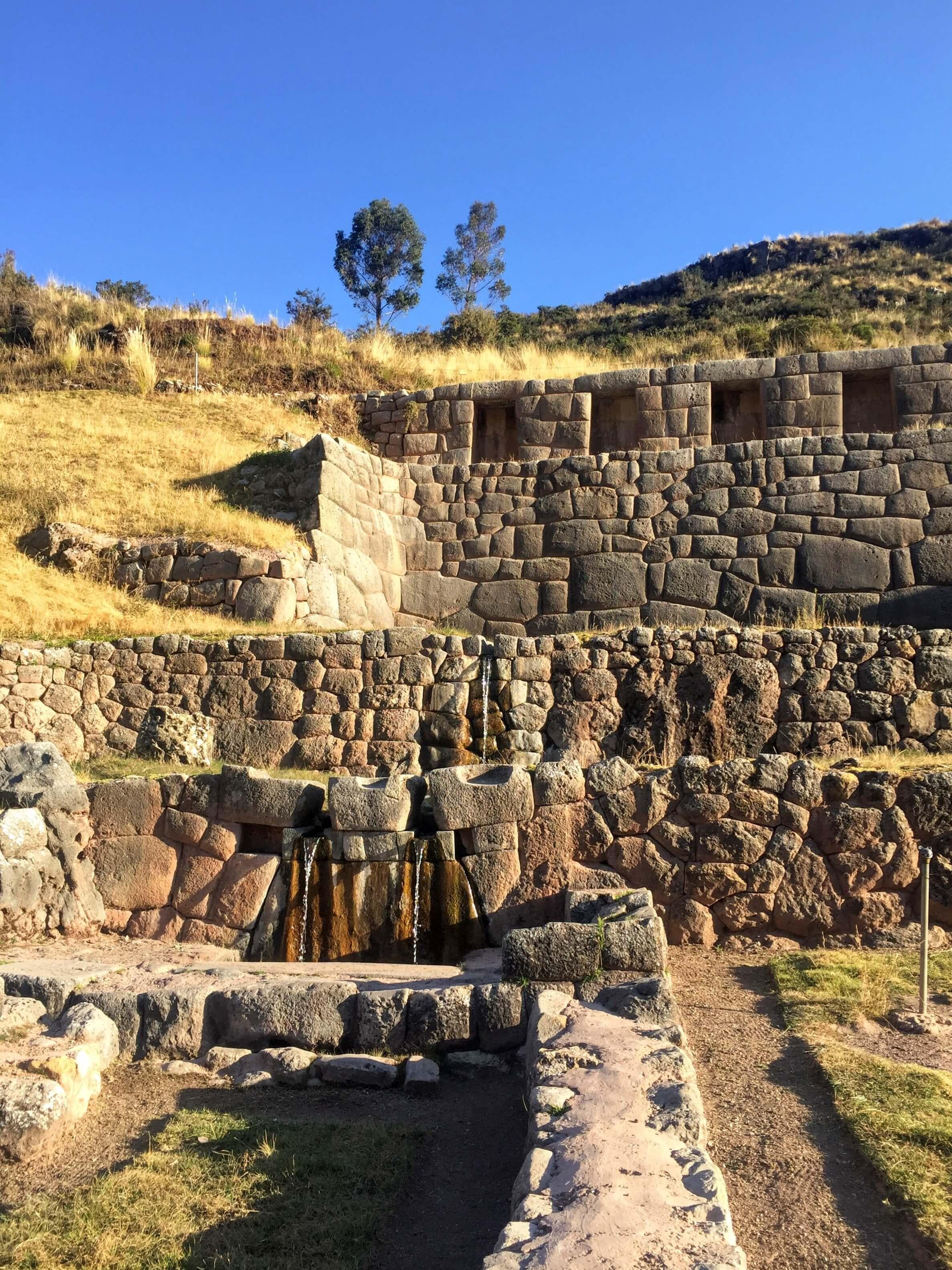 Tambomachay ruins