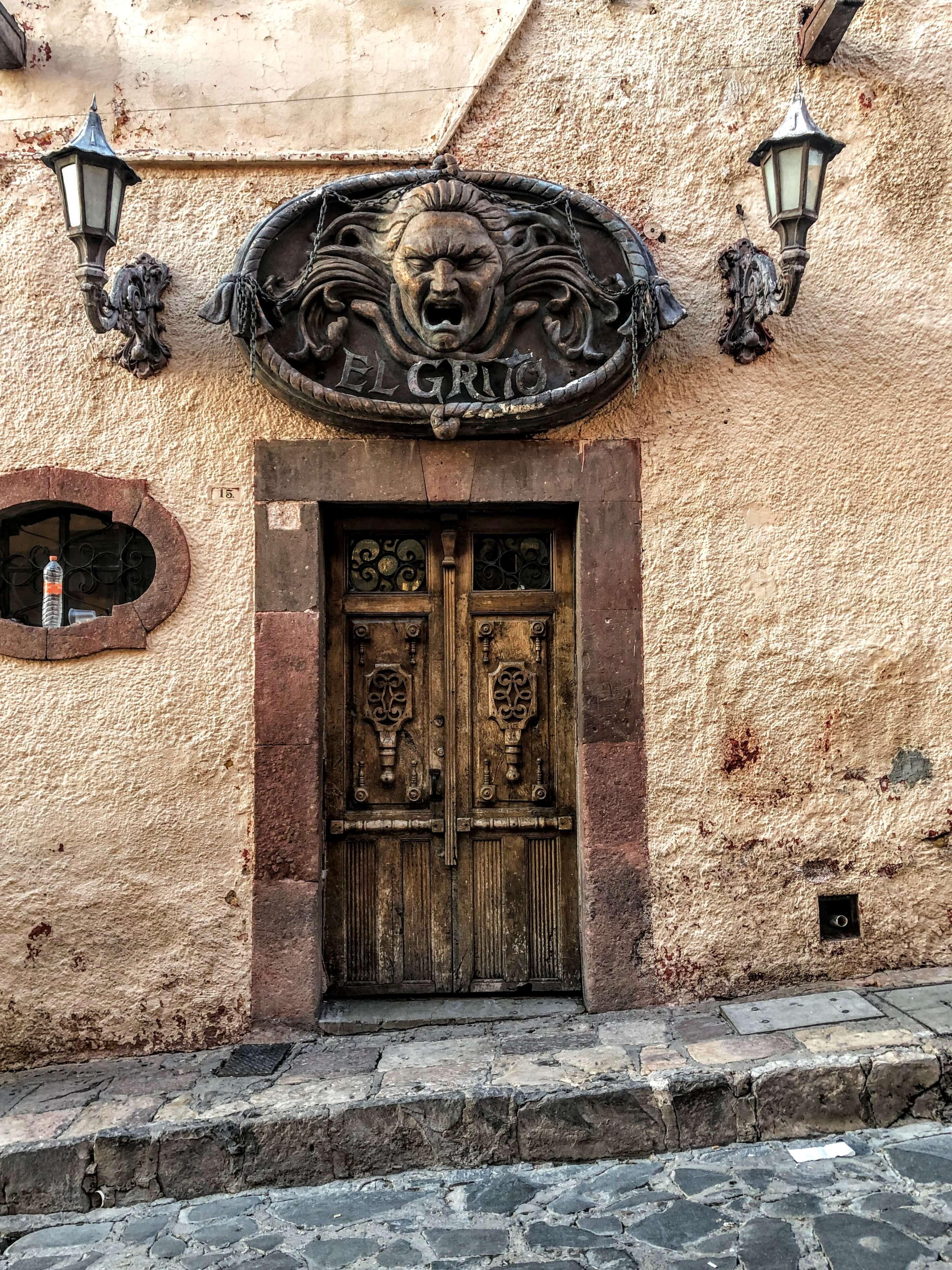 Grito Bar in San Miguel de Allende
