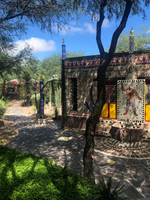 Chapel of Jimmy Ray in San Miguel de Allende