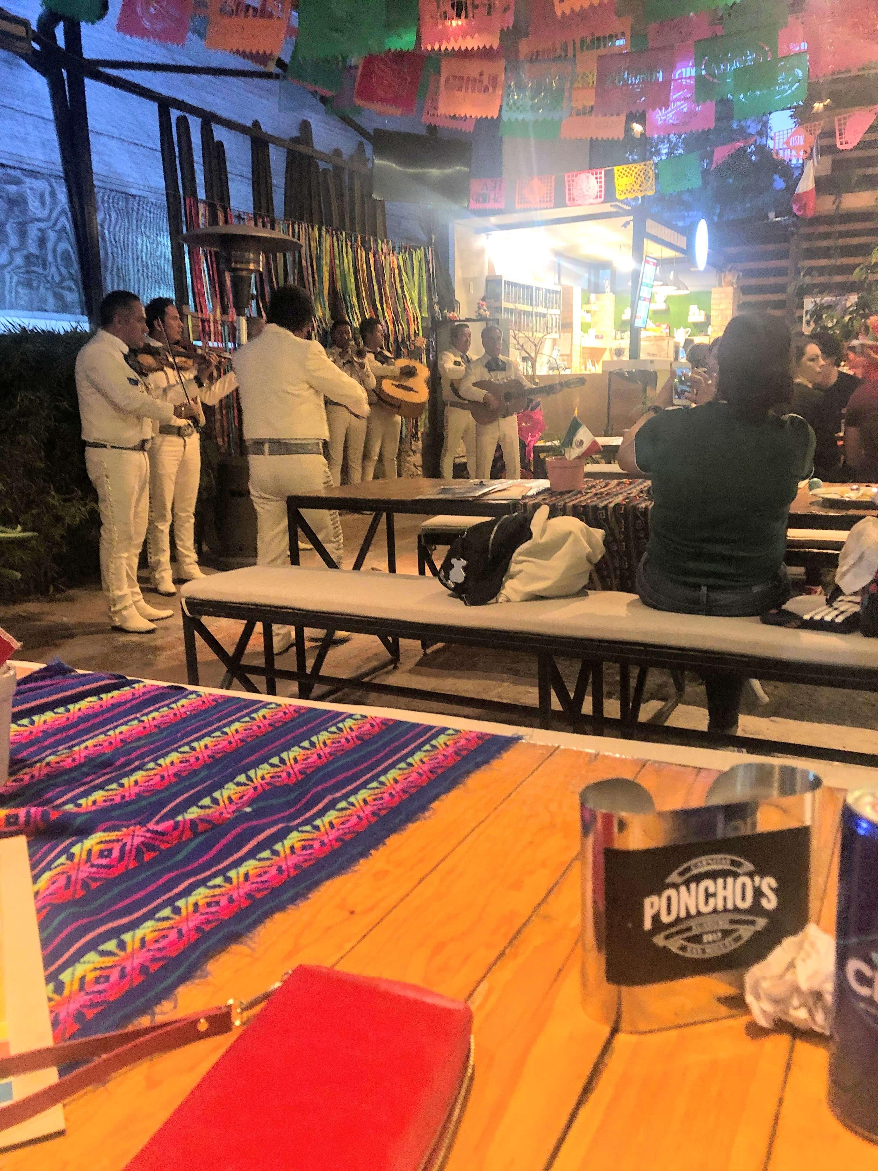 mariachi band in San Miguel de Allende