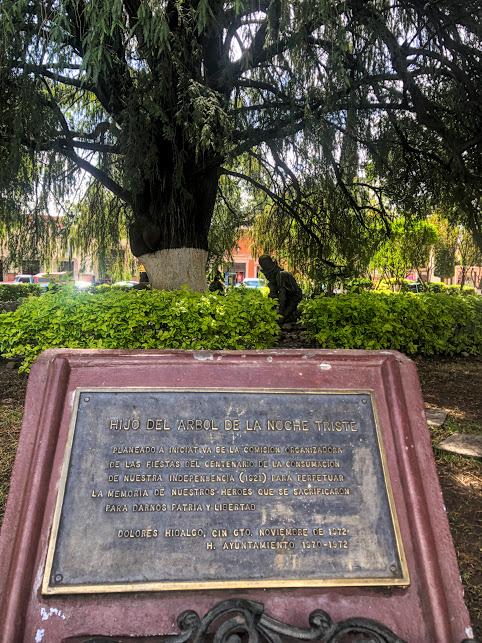 Dolores Hidalgo central square