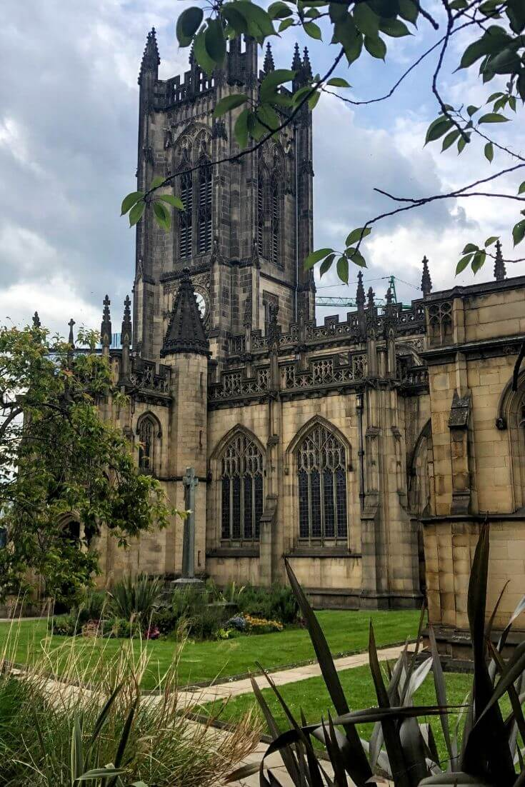 church in Manchester, UK