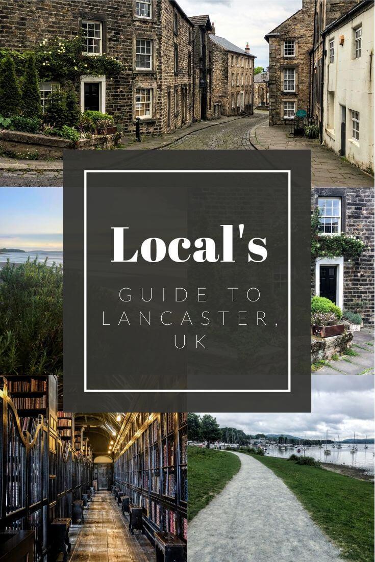 Lancaster Guide Pinterest pin