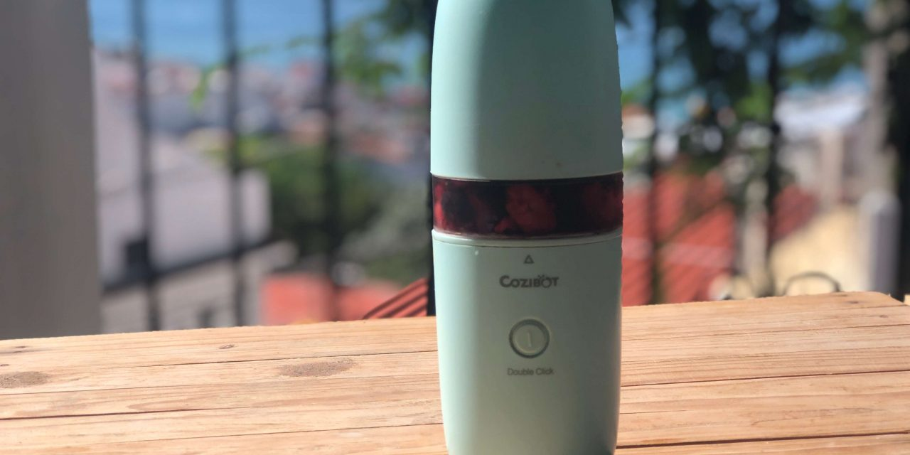 Cozibot Portable Blender Review After One Year of Use