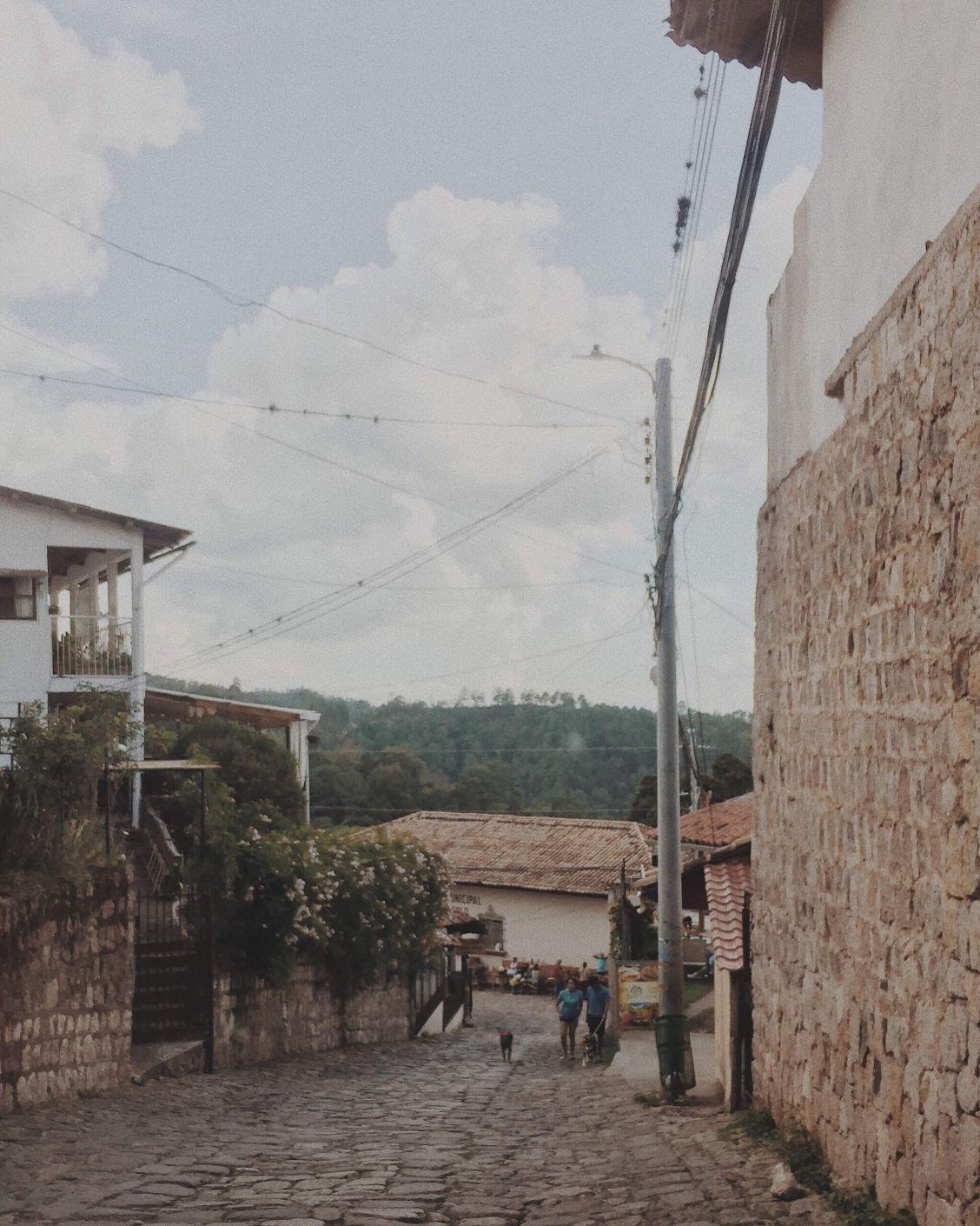 town in Honduras