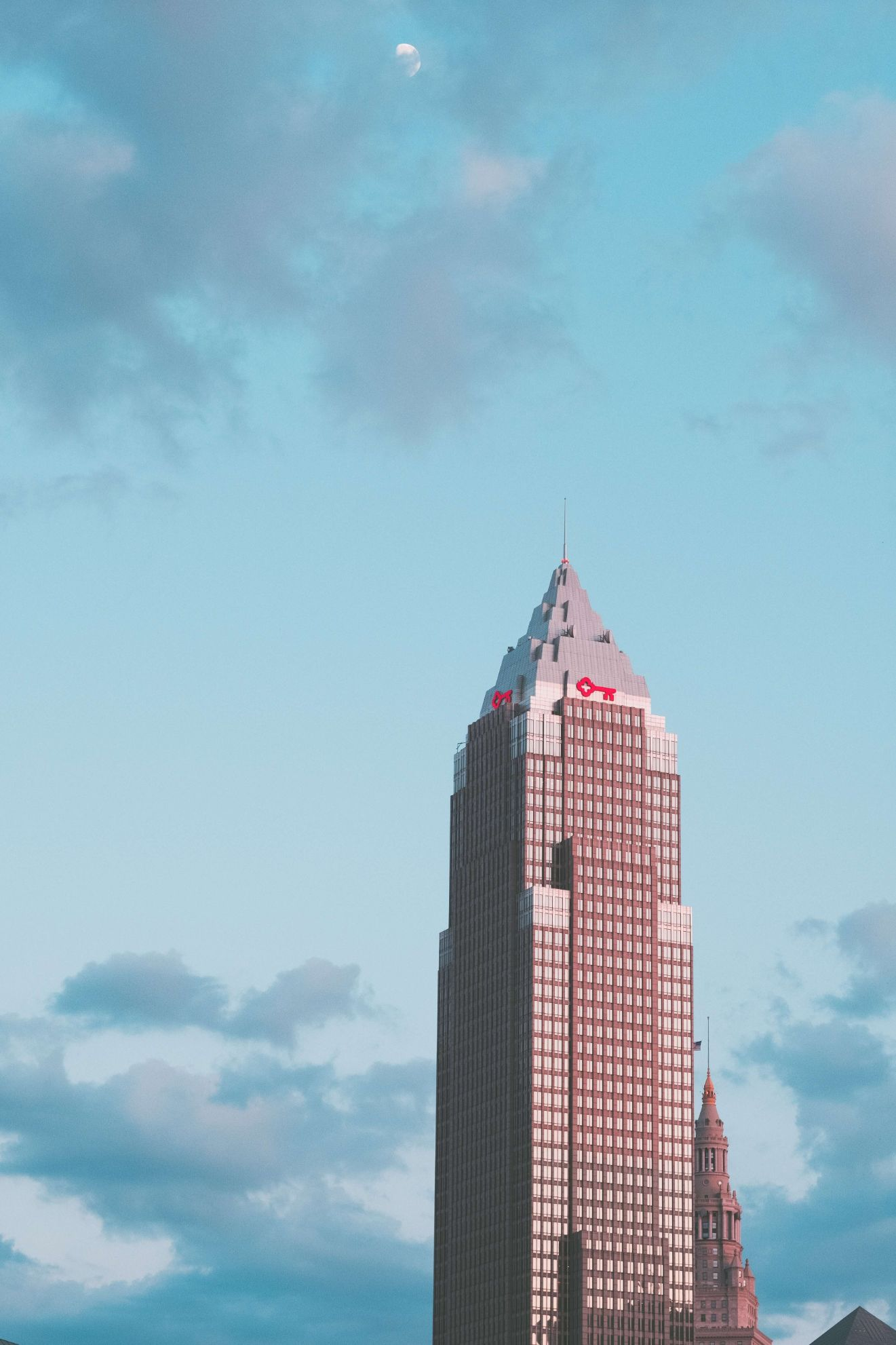 Key Tower in Cleveland