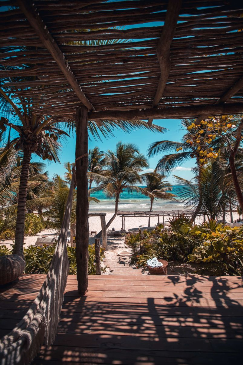 beaches in Tulum