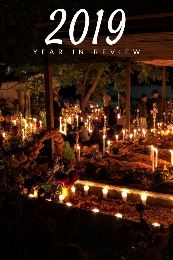2019 Year in Review Pinterest pin