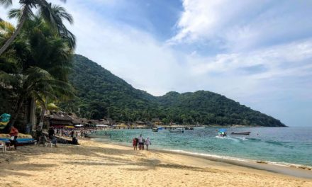 How to Hike to Animas Beach in Puerto Vallarta