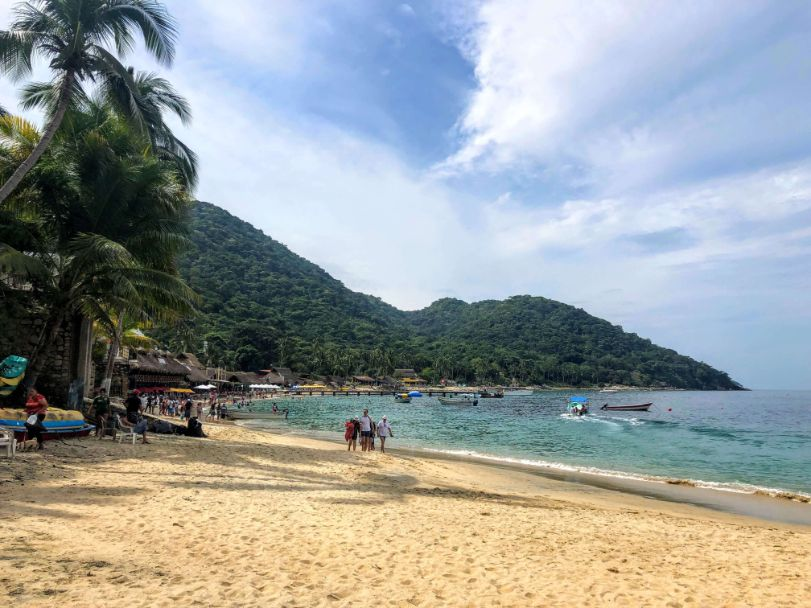 How to Hike to Animas Beach in Puerto Vallarta