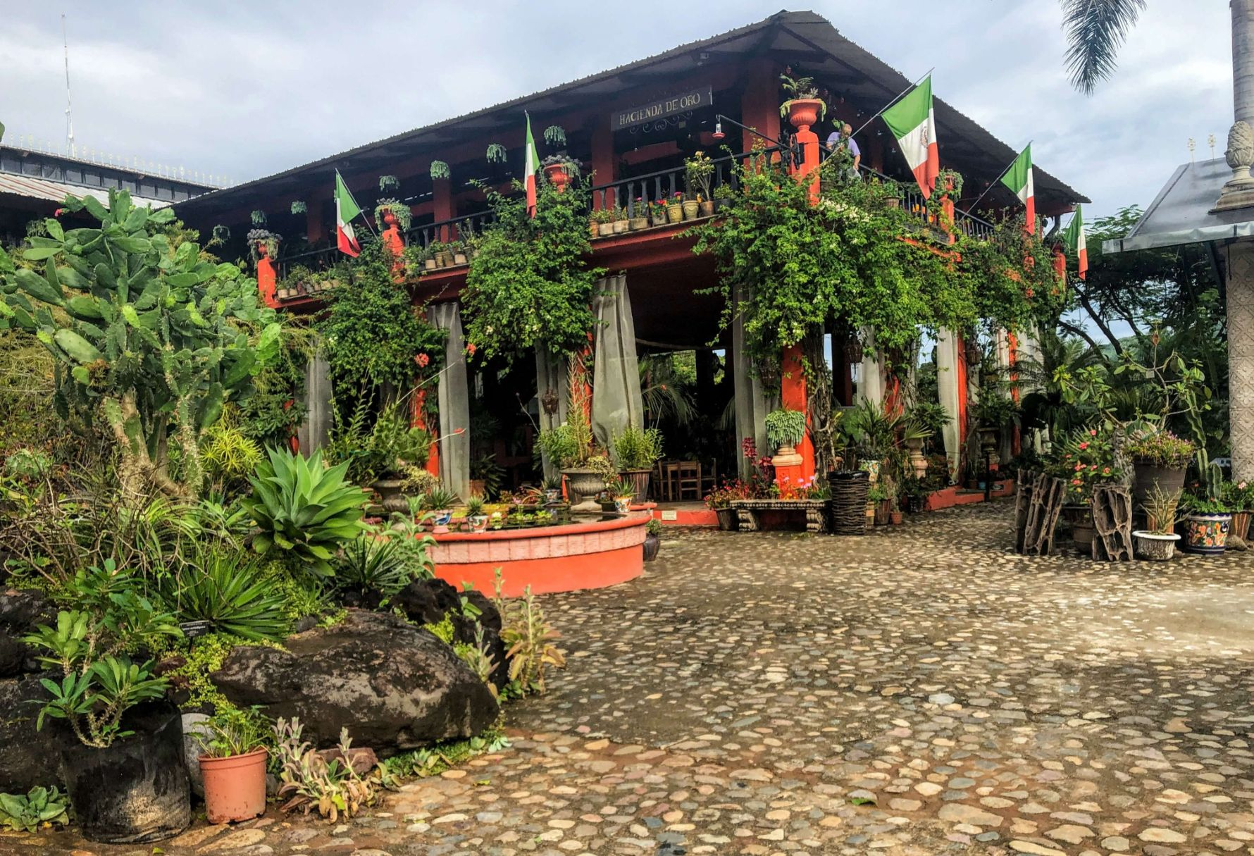 Hacienda del Oro restaurant