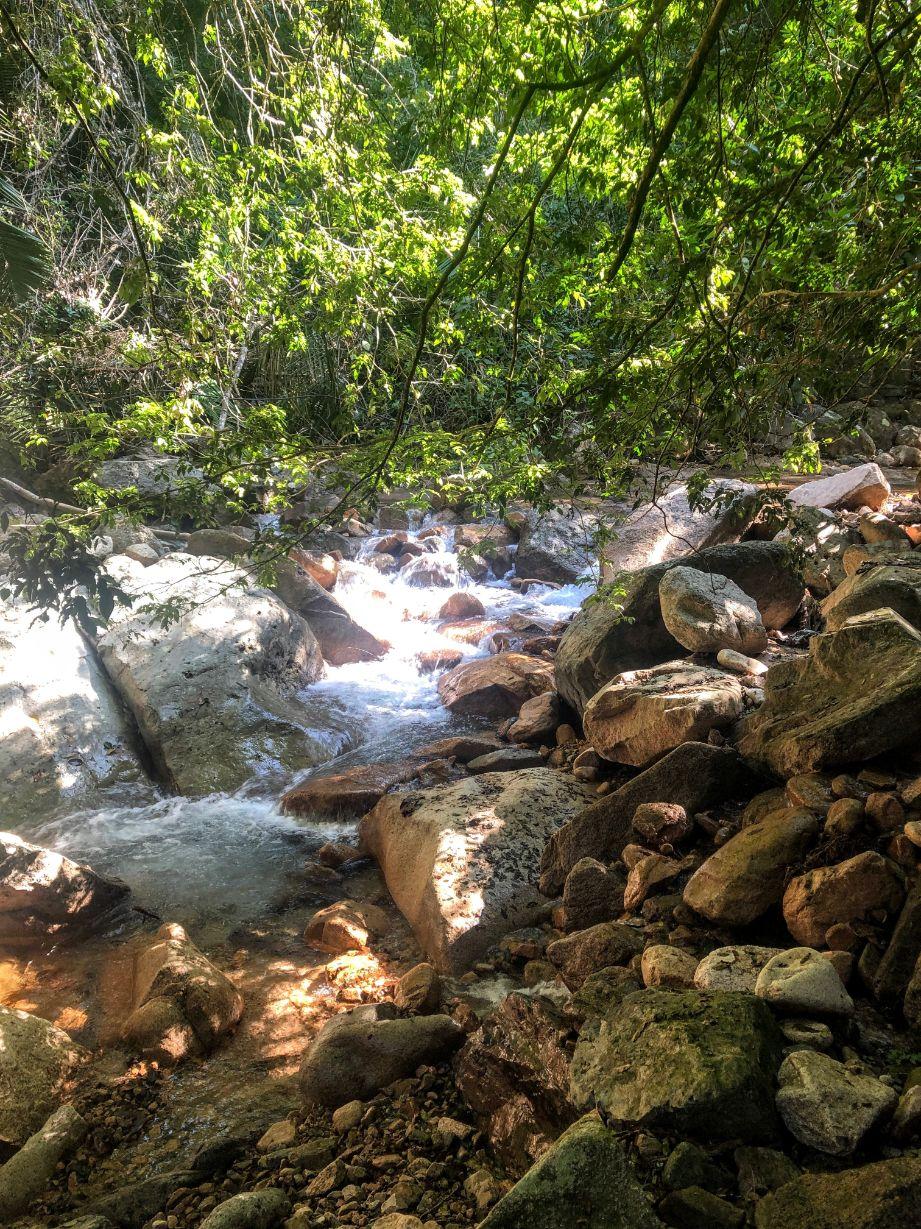 Nogalito river