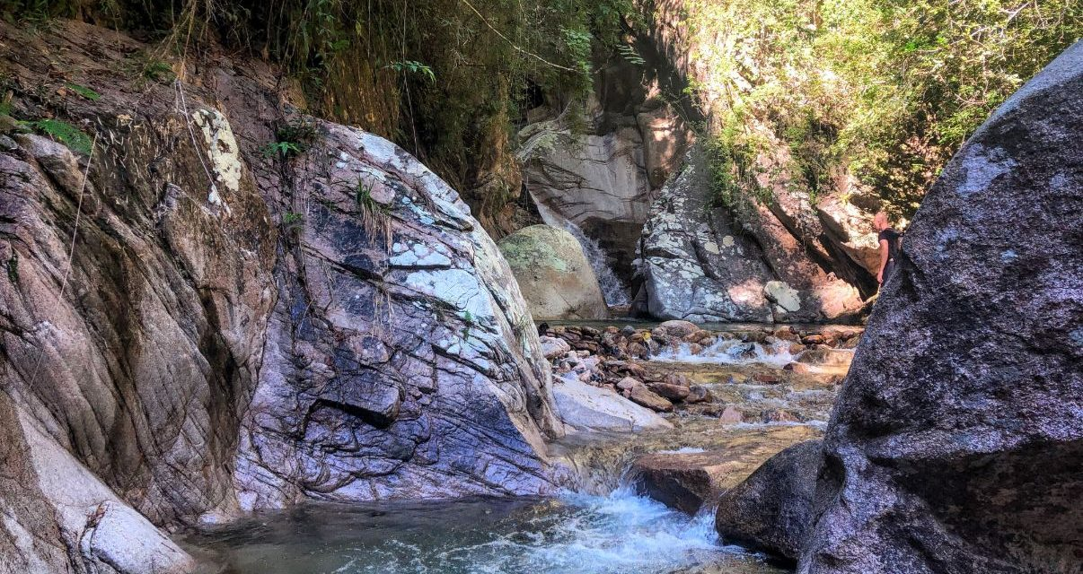 How to Hike to Nogalito Waterfall in Puerto Vallarta