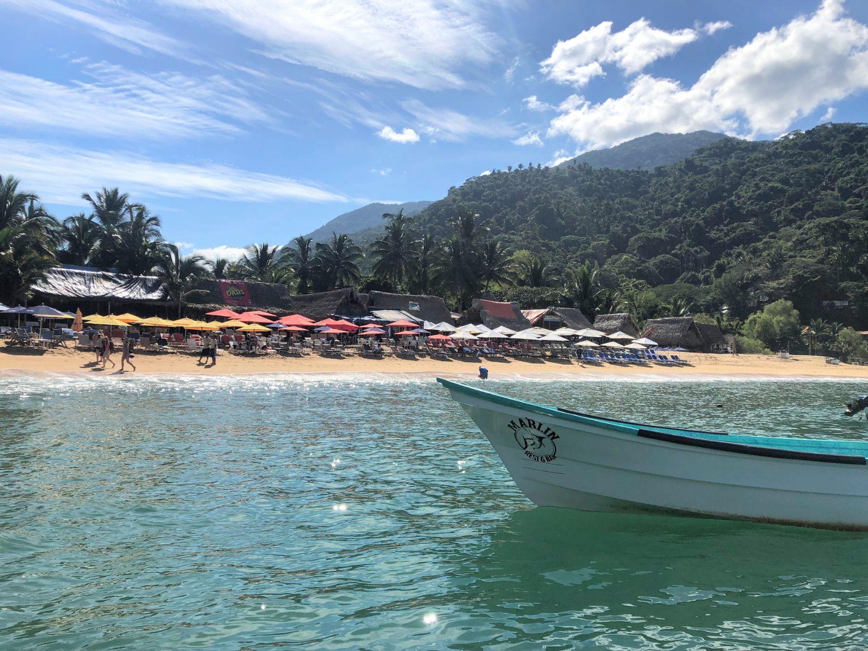 Playa Yelapa in Puerto Vallarta