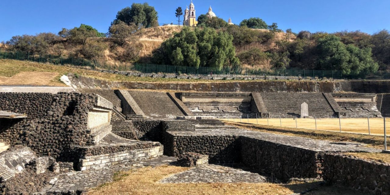 How to Visit the Cholula Pyramid in Cholula, Mexico