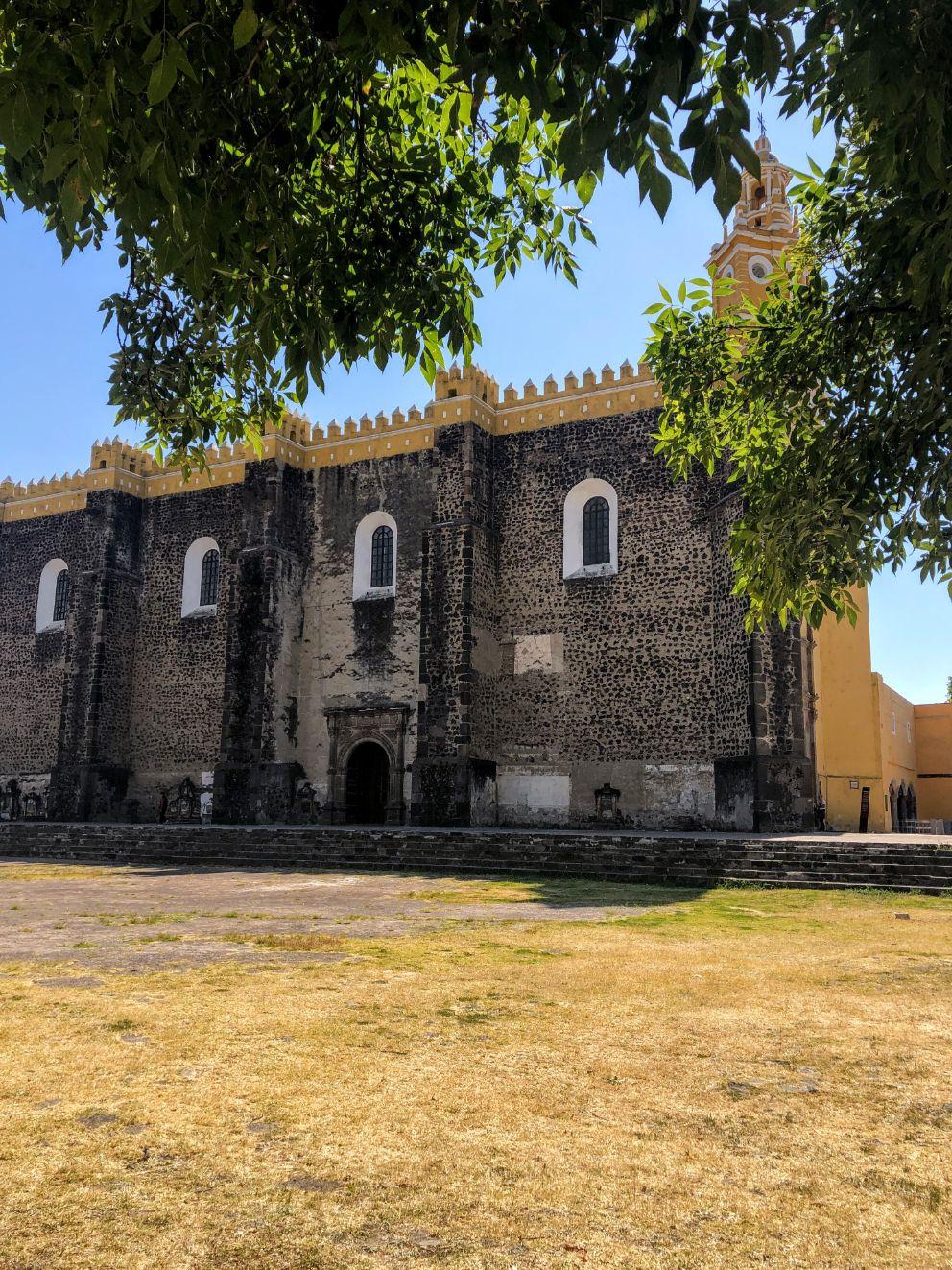 San Gabriel Convent in Cholula, Mexico