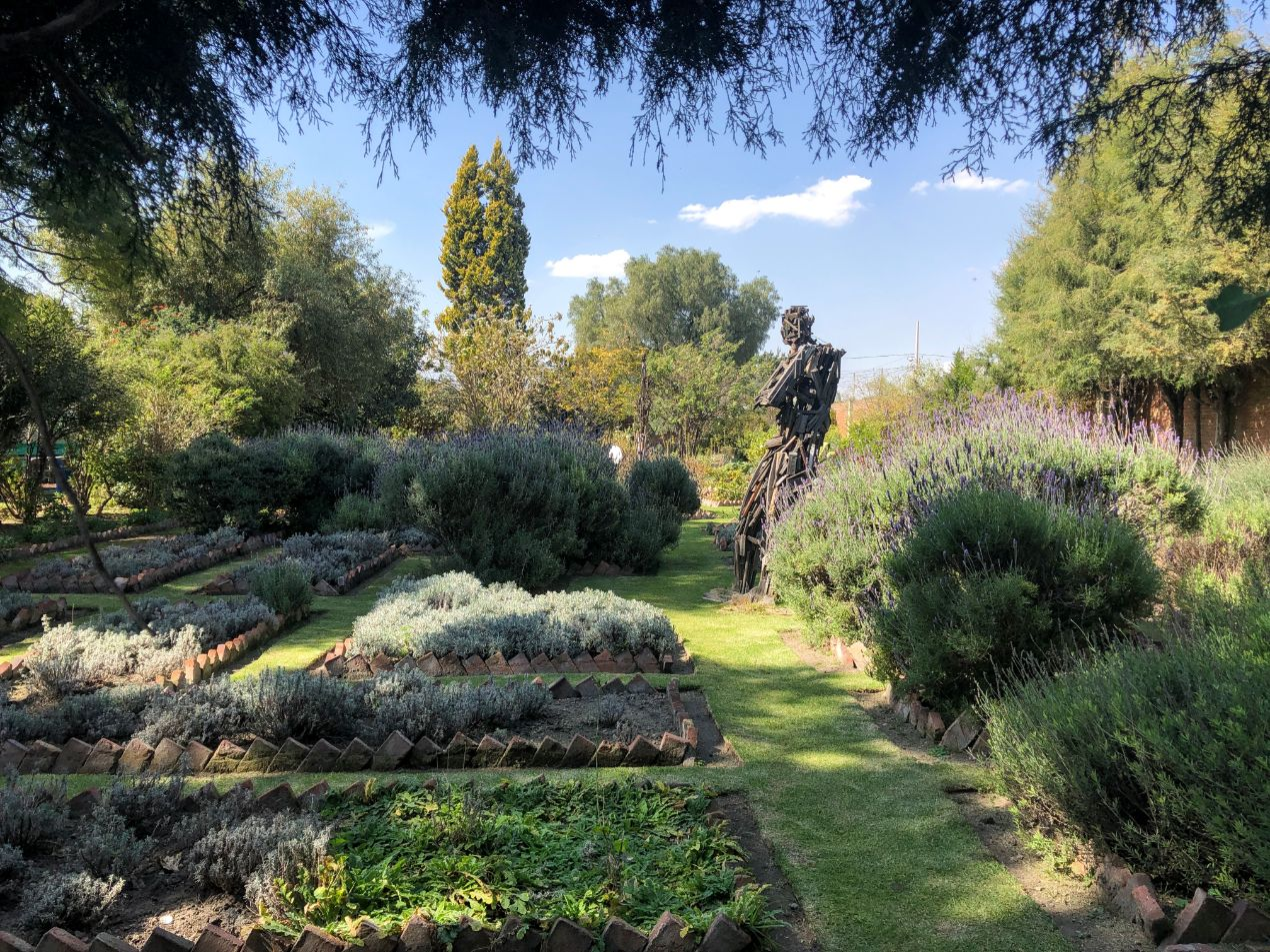 Cholula Botanical Garden