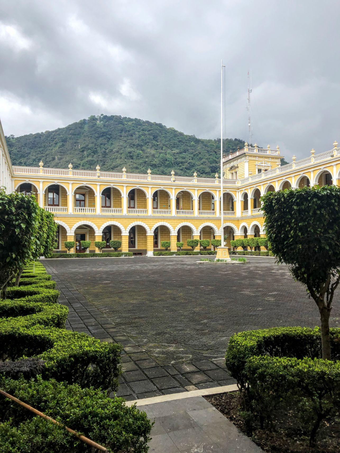 Palacio Municipal in Orizaba, Mexico