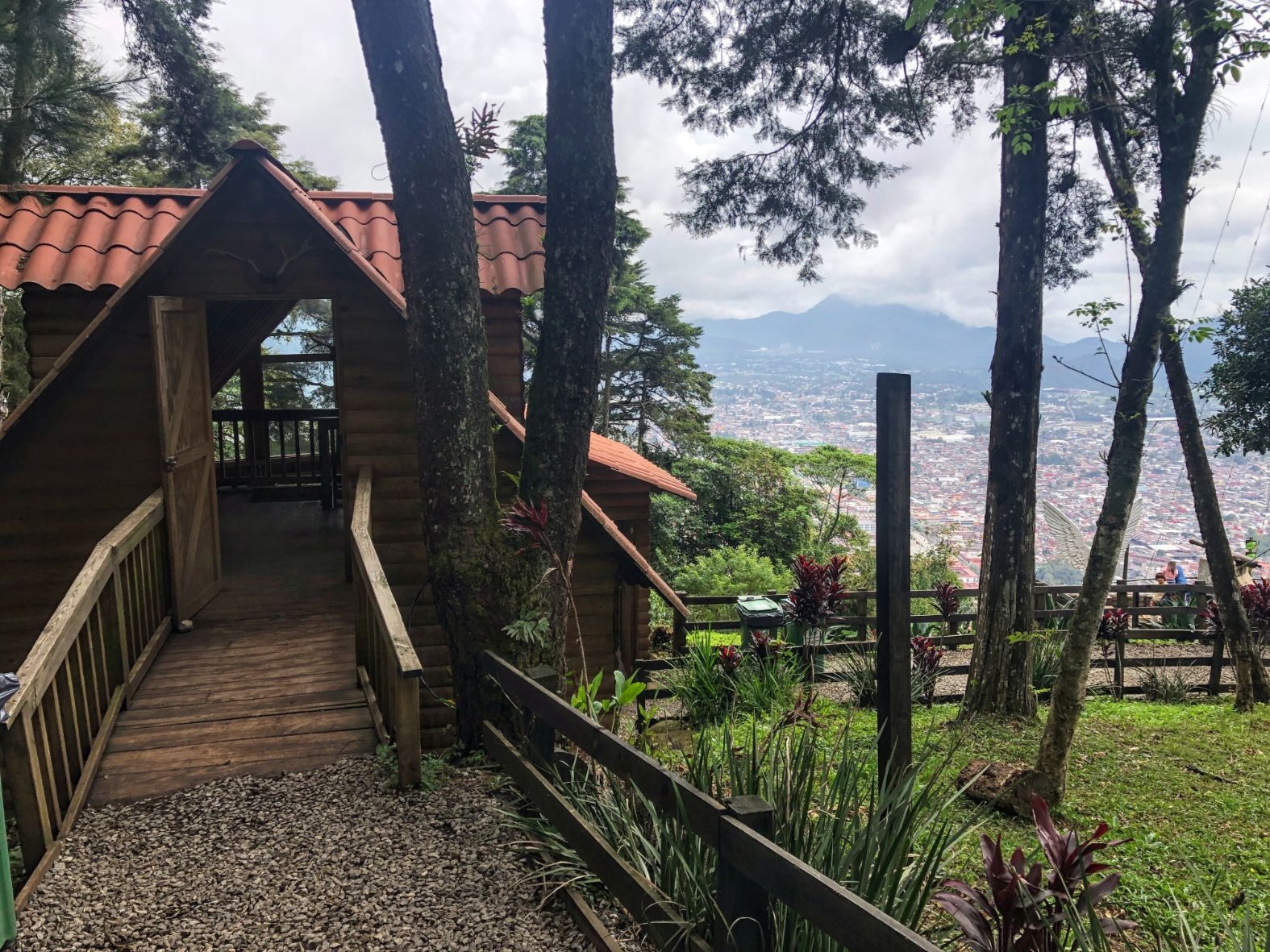 Hut with a view in Cerro del Borrego Ecoparque