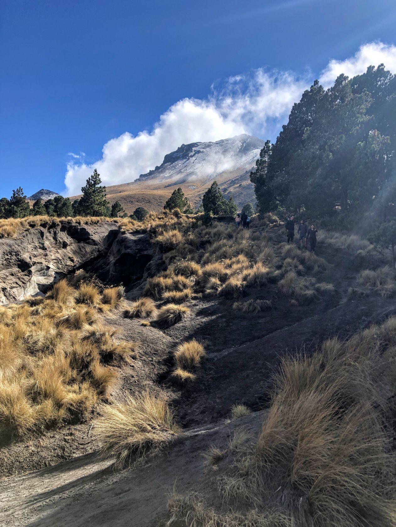 Malinche Volcano in Malinche National Park