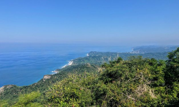 How to Climb Monkey Mountain For Panoramic Views of Puerto Vallarta