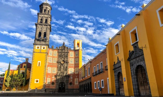 17 Best Instagram Spots in Puebla, Mexico
