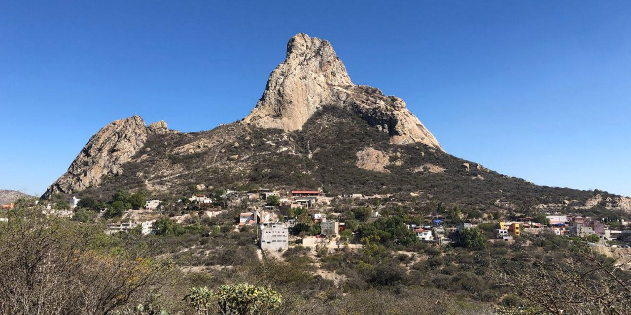 How to Visit Pena de Bernal & Climb a Sacred Monolith