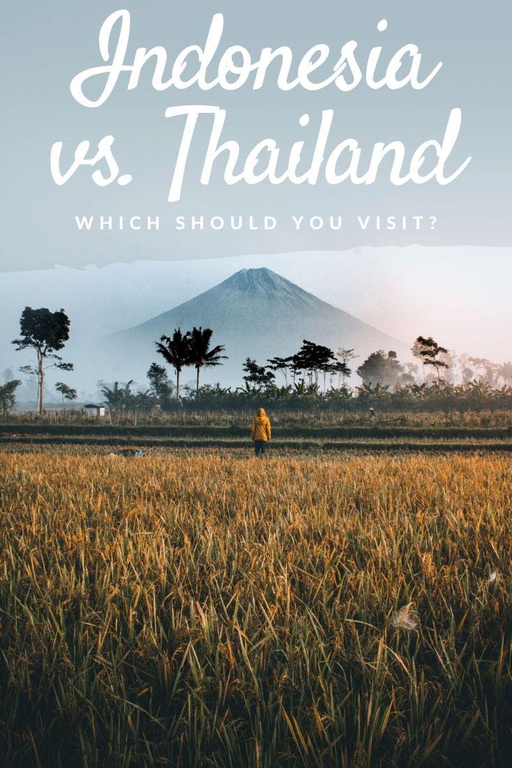 Indonesia vs. Thailand Pinterest pin