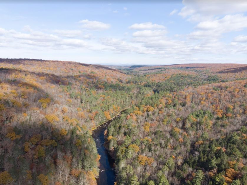 fall colors in New York State