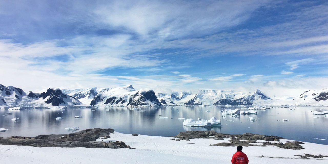 How to Get a Kitchen Steward Job in Antarctica (My Experience)